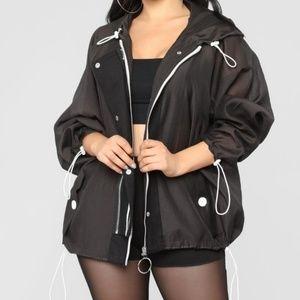 NWT Fashion Nova Jacket - sold out